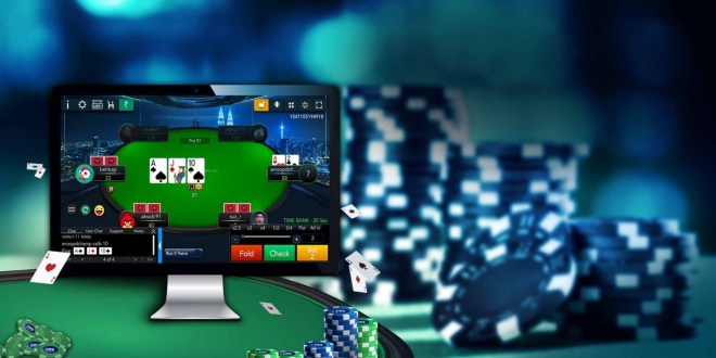 Poker Chips Qq Online Terpercaya Where You Can Win Bets And Earn Money